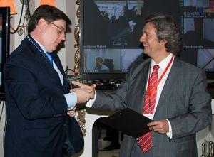 БЕЛТЕЛ удостоен награды «Avaya Gold Partner of the Year»
