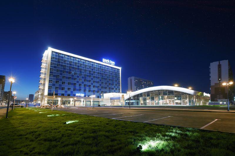 БЕЛТЕЛ построил инфраструктуру отеля Park Inn by Radisson Novokuznetsk