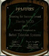 Корпорация Harris отметила успехи компании БЕЛТЕЛ